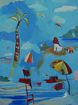 The Big Island by Noel Sandino