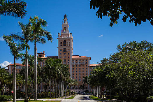 The Biltmore in Coral Gables by Ed Gleichman