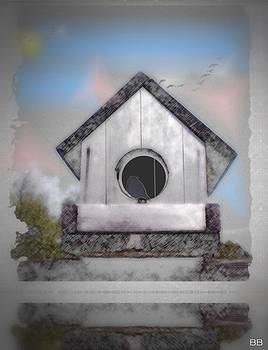 The  Bird House by Lorna Bush