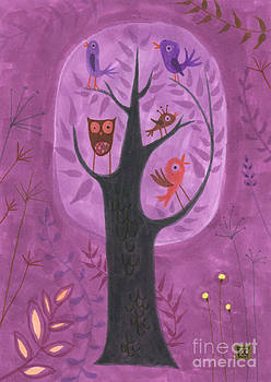 The Bird Tree by Kate Cosgrove