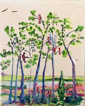 The Birds by Adair Robinson