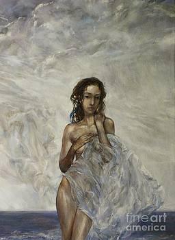 The Birth of Aphrodite  by Grigor Malinov