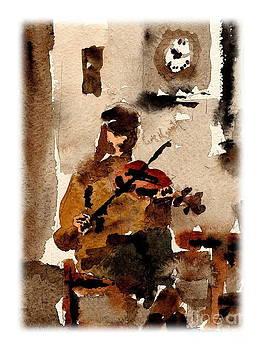 Val Byrne - The Blasket Fiddle Player