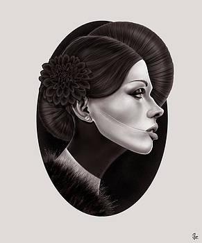 The Black Dahlia by Giulio Rossi