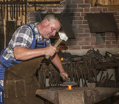 Thomas Schreiter - The Blacksmith