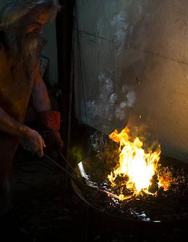 The Blacksmith by Wayne Stacy