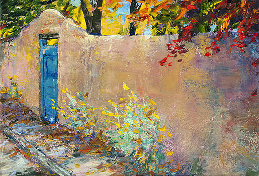 The Blue Door by Steven Boone
