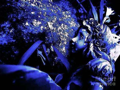 Robyn King - The Blue Hour - Digital Art