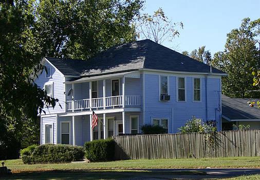 Nina Fosdick - The Blue House