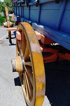 Richard Reeve - The Blue Wagon