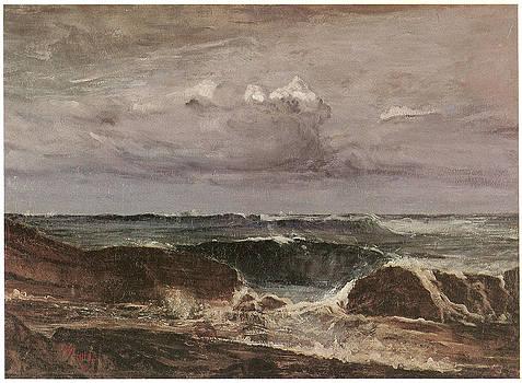 James Abbott McNeill Whistler - The Blue Wave Biarritz