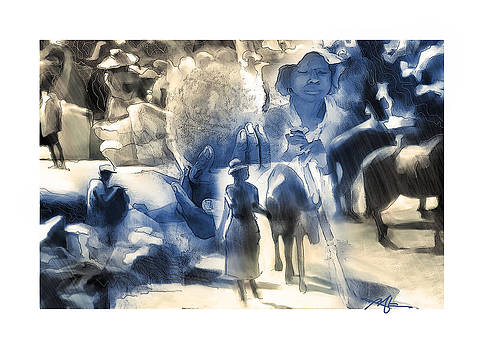 The Blues by Bob Salo