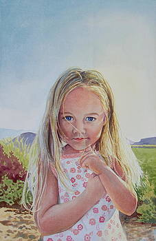 The Bluest Eyes by Kirsten Beitler