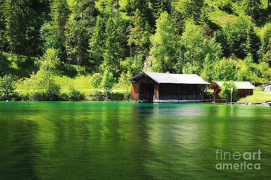 LHJB Photography - The boathouse
