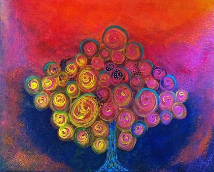 The Bouquet by Indigo Carlton