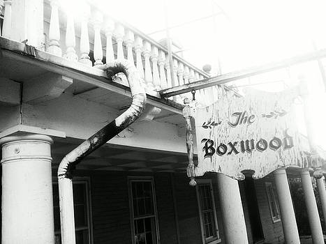 The Boxwood Inn by Sharon Costa