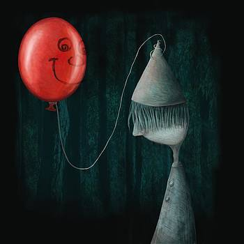 The Boy and the Balloon by Catherine Swenson