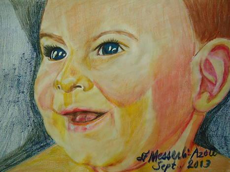 The Boy  by Fladelita Messerli-