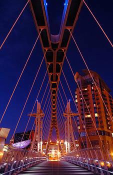 The Bridge  by Andrew James