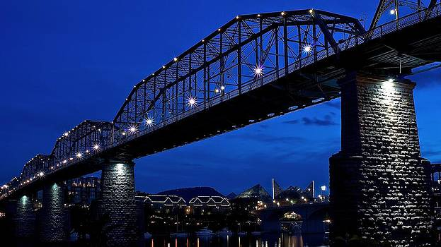 The Bridge by Ben  Keys Jr