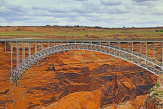 The Bridge II by Gladys Turner Scheytt