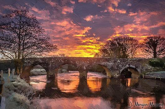 The Bridge by J Morgan Massey