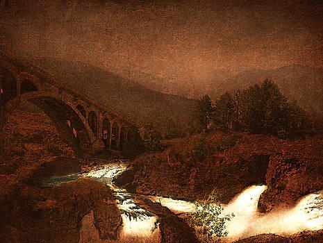 The bridge by Jeff Burgess