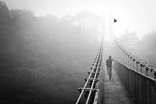 The Bridge by Mike Lanzetta