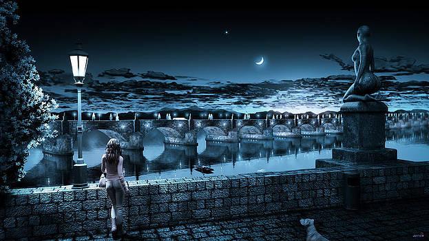 The Bridge of Yesterday by Shinji K