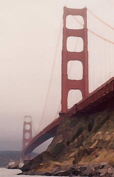 The Bridge by Piero Lucia