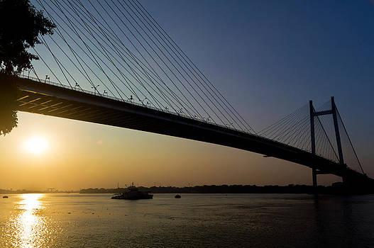 The Bridge by Sourav Bose
