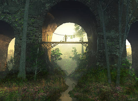 Cynthia Decker - The Bridge Under the Bridge
