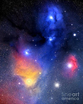 Jason T Ware - The Bright Star Antares