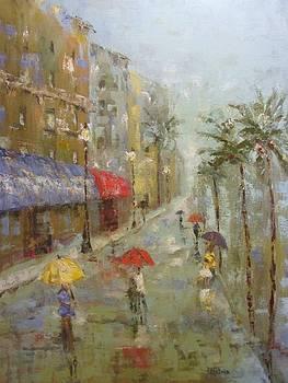 The Broadwalk by Brandi  Hickman