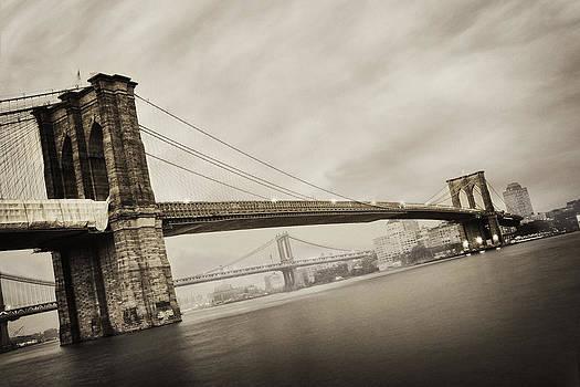 The Brooklyn Bridge by Eli Katz