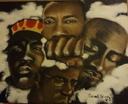 The Brothers by Carmel Joseph