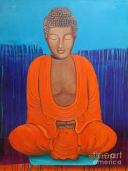 The Buddha by Elaine Callahan