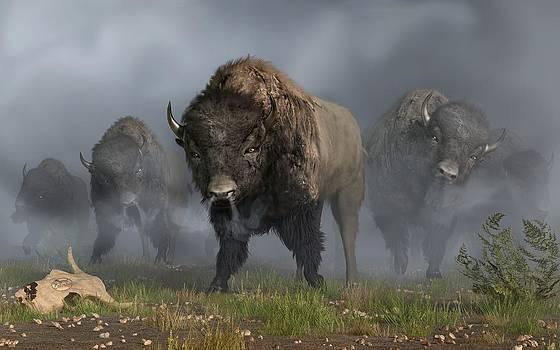 The Buffalo Vanguard by Daniel Eskridge