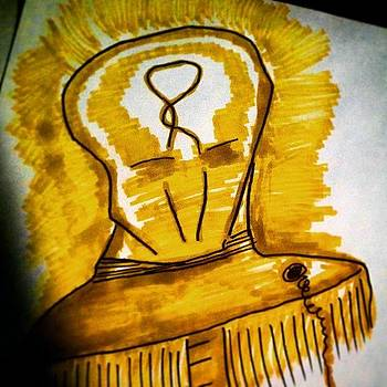 The Bulb! #lights #thegreatartdump by Chase Alexander