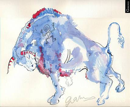 The Bull by Alptekin GORUNUS