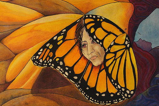 The Butterfly Effect II by J Tanner