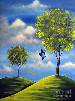 Shawna Erback - The Call Of Spring by Shawna Erback