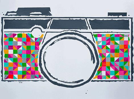 The Camera by Morgan Micay