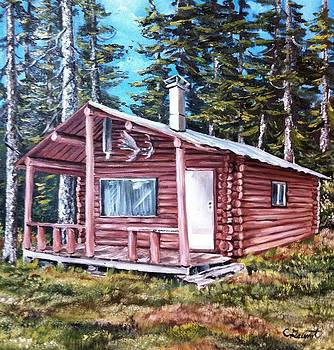 The Camp by Cassandra Gallant
