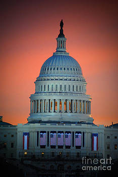 Jost Houk - The Capitol Dome Rise