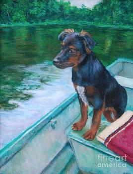 The Captain by Jana Baker