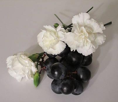 The Carnation Bunch by Good Taste Art