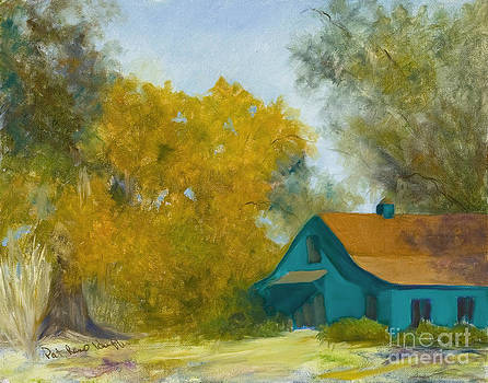 The Carriage House by Patricia Huff
