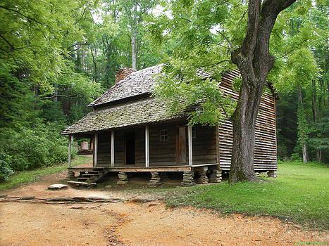 Paul Mashburn - The Carter Shields Cabin