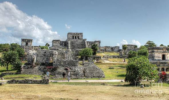 Ines Bolasini - The Castle in Tulum